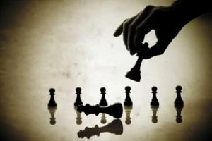 Teoría de juegos y división de la cosa común